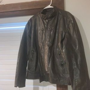 Andrew Marc real leather jacket